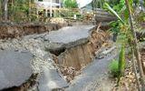 Cà Mau: Tìm nguyên nhân hiện tượng lạ nhà cửa đường sá bỗng dưng sụt, lún