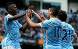 Man City 4-0 Stoke: Lời thách thức tới Real Madrid