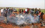 IS tuyên bố bắt sống một phi công Syria sau khi bắn hạ chiến đấu cơ