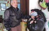 """Cảm phục """"ông từ thiện"""" suốt 26 năm bán rau xin áo cho người nghèo"""