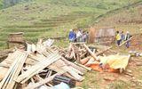 Mưa đá ở Lào Cai làm 1 người tử vong khi đang ngủ