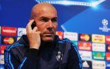 Zidane giải thích quyết định lạ trước trận đấu với Man City