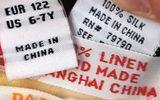 EU: Quần áo, đồ chơi Trung Quốc thuộc top mặt hàng nguy hiểm