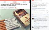 """Những điếu thuốc lá """"đặc biệt"""" của hai mẹ con gửi đến ông bố gây xúc động"""