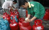 Giá gas tăng 5.500 đồng/bình từ hôm nay 1/5