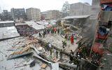 Sập chung cư tại Kenya: Số người thiệt mạng tăng lên 16 người
