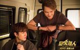 Phim Thợ săn tiền thường tung loạt ảnh của Lee Min Ho, Chung Hán Lương