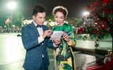 Hoa Hậu Jennifer Phạm duyên dáng áo dài dẫn MC Lễ hội Hoa Phượng Đỏ Hải Phòng