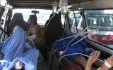 Xe buýt đâm xe bồn ở Afghanistan, 73 người bị thiêu cháy