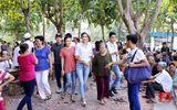 Hoa Hậu Thu Hoài từ thiện cùng Phạm Hương, Don Nguyễn