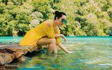 Hoa hậu Đền Hùng Giáng My khoe ảnh trong xanh ở quốc đảo Palau