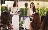 Chế Nguyễn Quỳnh Châu bị Diệu Ngọc tố xấu tính tại Hoa khôi áo dài