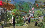 Sắp khai trương công viên động vật hoang dã hàng đầu Đông Nam Á tại Quy Nhơn