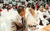 Đám cưới cổ tích của cô gái mắc bệnh tan máu bẩm sinh