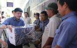 Đã hoàn thành 3 nhịp dầm cầu Ghềnh mới tại Đồng Nai