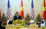 Thực đơn 9 món VN chiêu đãi Tổng thống Obama