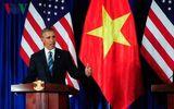 Hôm nay (24/5), ông Obama có phát biểu quan trọng về mối quan hệ Việt-Mỹ