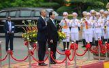 Ấn tượng về ngày đầu Tổng thống Obama thăm Việt Nam