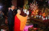 Tổng thống Obama từ chối đề nghị cầu con trai tại chùa Ngọc Hoàng