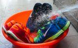 Cách bảo quản giày dép trong những ngày mưa
