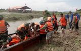 Mưa lũ tại Thái Nguyên làm 2 người chết