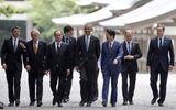 G7 ra tuyên bố chung nêu quan ngại về Biển Đông và biển Hoa Đông
