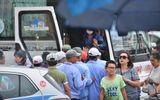 Chùm ảnh: Bến xe Lương Yên trước ngày di dời