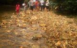 2 học sinh Lạng Sơn bị nước lũ cuốn trôi