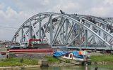 Tai nạn tại công trình cầu Ghềnh, một công nhân tử vong