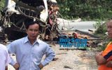 Bảo vệ nghiêm ngặt hiện trường vụ nổ xe bất thường ở Lào