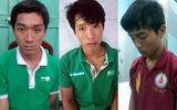 Ba nam sinh viên gây án mạng ở quán hủ tíu bị bắt