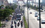 TP HCM: Cấm phương tiện trên đường Phạm Văn Đồng trong 14 ngày