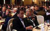 Hoạt động của tướng Nguyễn Chí Vịnh tại Đối thoại Shangri-La lần thứ 15