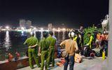 Hiện trường cứu hộ các nạn nhân vụ lật tàu du lịch trên sông Hàn