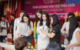 Danh sách 30 người đẹp vào chung khảo phía Nam Hoa hậu Việt Nam 2016