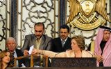 Syria có nữ Chủ tịch Quốc hội đầu tiên trong lịch sử