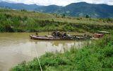 Nhiều bất cập trong khai thác cát trên sông Krông Bông