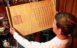 Đệ trình Châu bản triều Nguyễn thành di sản tư liệu thế giới