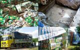 Nóng vụ doanh nghiệp bị dân phát hiện chôn thuốc trừ sâu