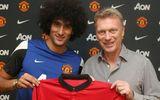 CHÍNH THỨC: Man Utd đã sở hữu Marouane Fellaini
