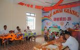 Hà Tĩnh: Ngày khai trường, giáo viên nhiều hơn học sinh
