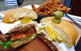 Thưởng thức những loại bánh sandwich ngon nhất thế giới
