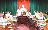 Hà Tĩnh: Thành lập đoàn kiểm tra việc triển khai nghị quyết TW4 và chỉ thị 03