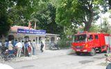 Cháy lớn ở Trung tâm Đăng ký quyền sử dụng đất TP Huế