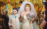 Chùm ảnh; Đám cưới của cặp đôi đồng tính Mỹ