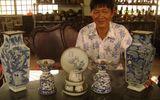 """Gã """"bụi đời"""" xuyên Việt tìm cổ vật bỏ tiền tỷ làm từ thiện"""