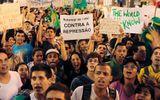 """Tòa án Brazil buộc 464 quan chức thượng viện trả lại """"lương khủng"""""""