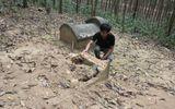 Hám cổ vật, ngang nhiên khai quật mộ người chết