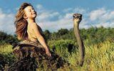 Cả thế giới rúng động trước hình ảnh cô gái rừng xanh