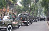 Cận cảnh tổng diễn tập Lễ Quốc tang Đại tướng Võ Nguyên Giáp